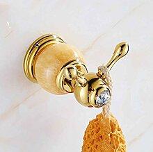 Kaxima Alle Kupfer natürliche Badezimmer Haken