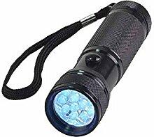 Kaxima LED Multifunktions Aluminiumlegierung UV