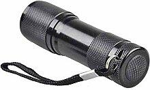 Kaxima LED-Taschenlampe 365nm Violett Taschenlampe