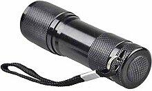 Kaxima LED-Taschenlampe-violett-Taschenlampe Nagel