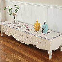Kaxima Lino, tessuti delicati, bandiere da tavolo,