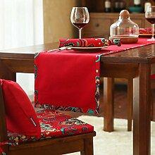 Kaxima Tessuto, bandiera da tavolo, ristorante,