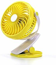 Kaxima USB-Ladung kleiner Ventilator Baby Auto