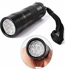 Kaxima Violett-LED-Taschenlampe Nagel-härtenden