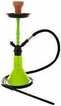 """Kaya Shisha Wasserpfeife Nargile """"Green Neon SPN"""