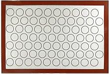 KAYLEY Silikon Macarons Mat 3D Antihaft-backen Liner Mat Rolling Teig Werkzeuge Tray Blatt Pad