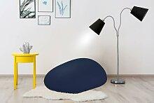 Kayoom Sitzsack Jump B/T/H: 78x50x101 cm blau