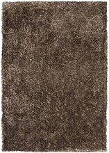 Kayoom Teppich, Baumwolle, Grau amarronado, 80x 14x 14cm