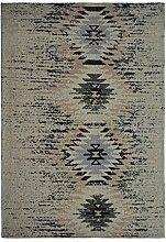 Kayoom Teppich, sortiert, grau, 120x 14x 14cm