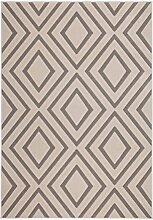 Kayoom Teppich, sortiert, grau amarronado, 80x 16x 16cm