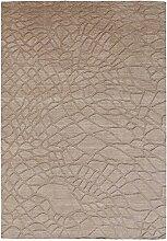 Kayoom Teppich, verschiedene, braun, 120x 14x 14cm