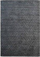 Kayoom Teppich, verschiedene, Weiß und Grau, 80x 17x 17cm