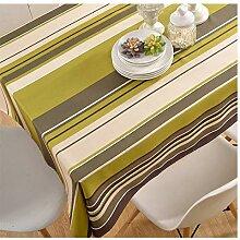 KBG Ins Wind Hotel Tischdecke Streifen