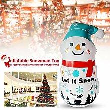 Kbsin212 3.6ft Weihnachts Aufblasbarer Schneemann,
