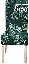 Kbsin212 4 Stück Stuhlüberzug Universell Stretch
