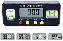 Kbsin212 Präzise Digitale Wasserwaage, Digitaler