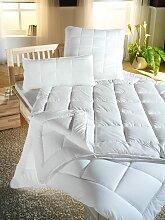 KBT Bettwaren Kunstfaserbettdecke Diana, leicht,