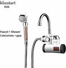 Kbxstart Durchlauferhitzer Dusche 220 V