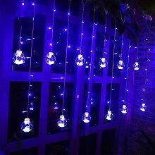 KCD führte Wunschkugeln-runde Schnur-Lichter,