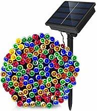 KCD LED Solar Lichterketten Outdoor wasserdicht
