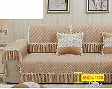 KCHEDFBUOQIFGE Anti-rutsch-Sofa-Matte Einfache
