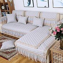 KCHEDFBUOQIFGE Normallack-Sofa-pad Einfache