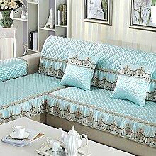 KCHEDFBUOQIFGE Sommer-Sofa-Matte Einfache Moderne