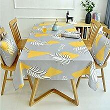 KCLOPY Nordic ins Wind einfache Moderne tischdecke
