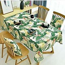 KCLOPY Tischdecke Einfache Moderne Tischdecke