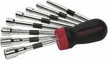 KD Werkzeuge 89106Mutter Fahrer metrisch Achse & # 44; & # 44; 6mm.
