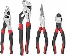 KD Werkzeuge KDT82103 4 St-ck GearWrench Standard-Zangen-Se