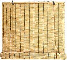 KDDFN Bambusvorhang Fenster Sichtschutz Rollos