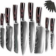 KDHJY Gute Qualität Küchenmesser Chef Messer