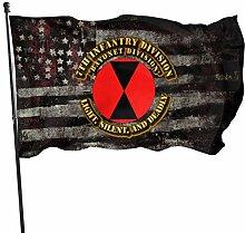KDU Fashion Family Flags,7. Infanteriedivision