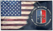 KDU Fashion Flag Banner,189 Infanterie Brigade SSI