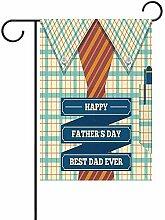 KDU Fashion Flag Banner,Glücklicher Vatertag