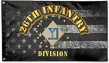 KDU Fashion Garden Flags,26. Infanteriedivision