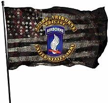 KDU Fashion Home Flag,173. Airborne Brigade SSI