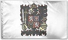 KDU Fashion House Yard Flag,Königreich Tschechien