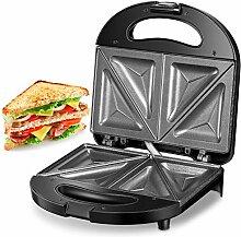 Kealive Sandwichmaker, Sandwichtoaster(750W,
