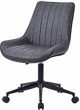 Keebgyy Bürostuhl, Barhocker 360 ° Barstuhl aus