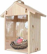 Keemov Vogelhäuschen Zum Aufhängen Wetterfest