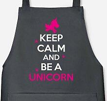 Keep Calm And Be A Unicorn, Einhorn Grillen