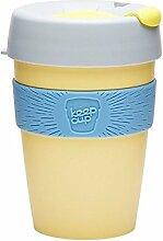 Keep Cup 12oz Lemon by KeepCup