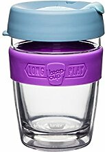 Keep Cup Long Play 12oz Lavendel–Thermobecher KeepCup Twin Wand