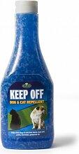 Keep Off Katzen- und Hundevertreibungsmittel,