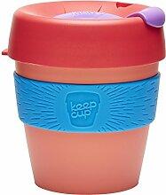 KeepCup Wiederverwendbarer Becher Thermobecher, plastik, Tea Rose, 8oz/227ml