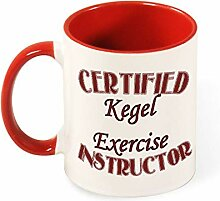 Kegel Excercise Instructor Travel Best Funny