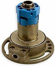 Kegelradgetriebe K033 | Untersetzung 4:1 rechts | für SW 40 achtkant Stahlwelle