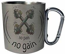 Kein Schmerz kein Gewinn Sport Elite Fitness Love